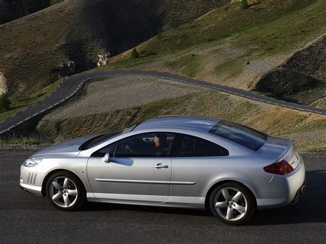 Peugeot 407 Coupe by Peugeot 407 Coupe Specs Photos 2005 2006 2007 2008