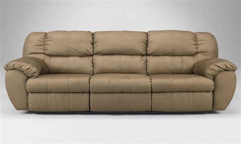 Cheap Furniture Couch, Power Reclining Sofa Ashley