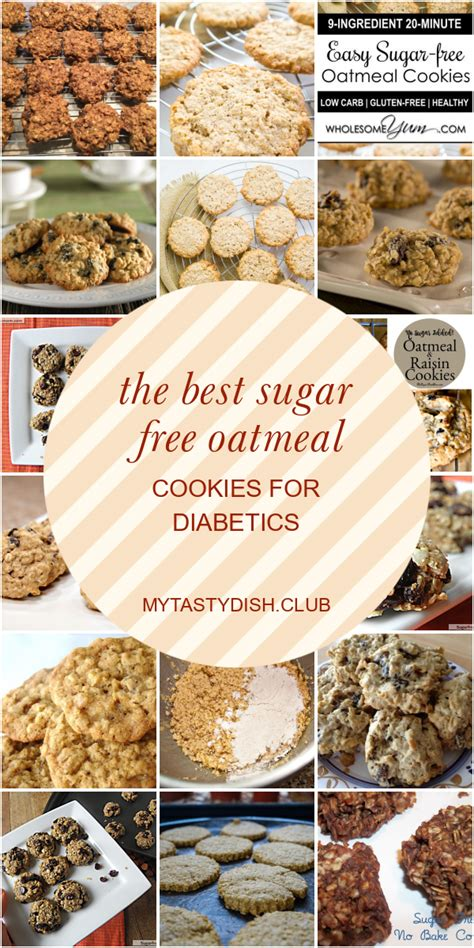 Or better yet, how about a bedtime snack with a tall glass. Best Sugar Free Cookies For Diabetics / Sugar-Free, Low ...