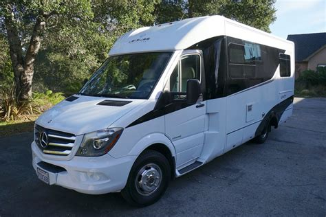 """Enjoy a guided tour through the 2020 unity mb, featuring the optional patented leisure lounge plus, a 68 this is leisure travel van 2020 full view tour unity murphy bed interior & exterior mercedes benz sprinter luxury class b leisure travel vans 2020 unity mb tour review and walkthrough specs. For Sale: 2016 Leisure Travel Vans """"Unity 24TB"""""""