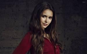 Nina Dobrev [34] wallpaper - Celebrity wallpapers - #37386