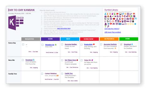 KanBan Task Board - Visualize your Tasks, To-Do's and ...