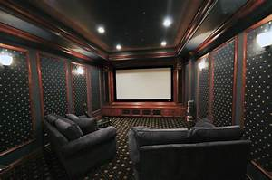 Home Cinema Room : how to create a home theater room decor and lighting tips from fabby ~ Markanthonyermac.com Haus und Dekorationen