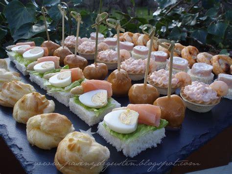 cool canapes canapes economicos simple canaps fciles con huevo hilado