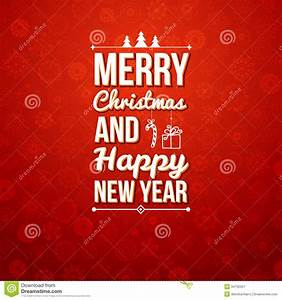 Merry Christmas And Happy New Year Card Messages – Merry ...