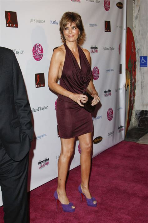 lisa rinna cocktail dress lisa rinna  stylebistro