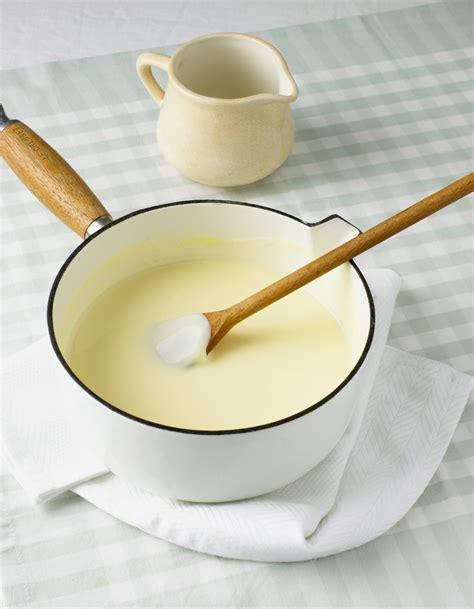 comment faire de la cuisine comment faire de la crème anglaise à table
