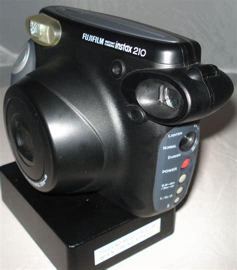 Fuji Instamatic polaroid aura kamera fuji instamatic spiritbalance