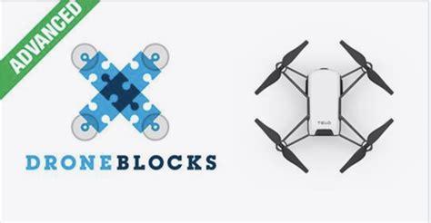 curso de programacion gratuito de dji tello en droneblocks