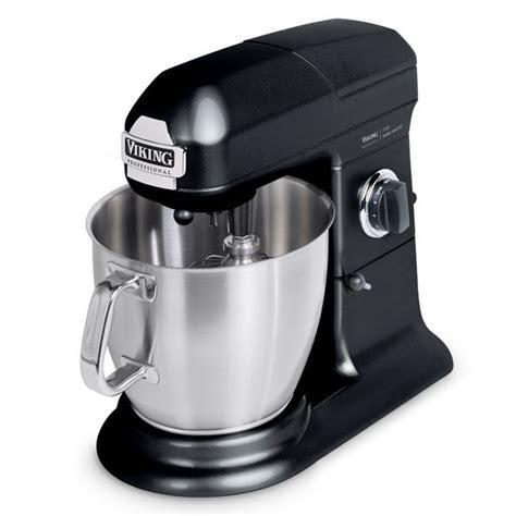 viking stand mixer  quart black cutlery