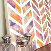 Diy Wall Canvas Ideas by 100 Creative DIY Wall Art Ideas To Decorate Your Space Brit Co