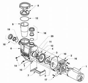 Jandy Php Phpu Pump Parts
