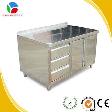stainless steel commercial kitchen cabinets high quality stainless steel commercial kitchen cabinet