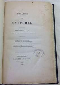 Hysteria | The Black Bag: Foundations of Medicine