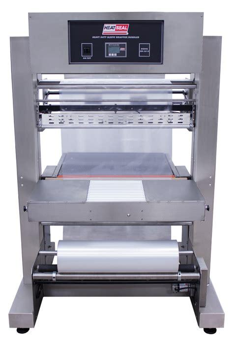 shrink bundling machine hot knife sealer