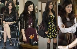 Pretty Little Liars Aria Style