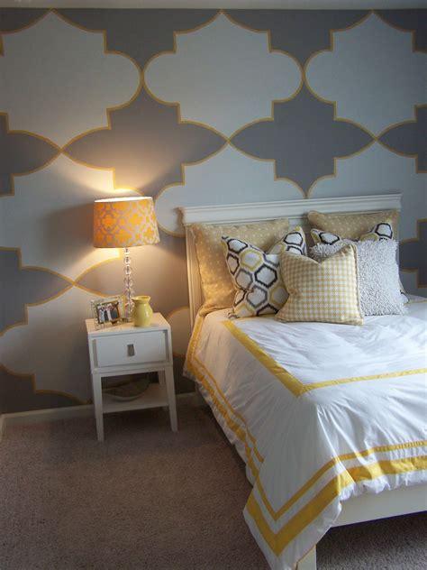 Gray And Yellow Teentween Room  Design Dazzle