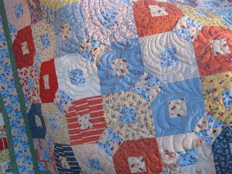 Beach Cottage Quilt Finished
