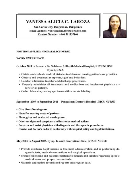 Dr Oz Resume by Laroza Resume Pdf