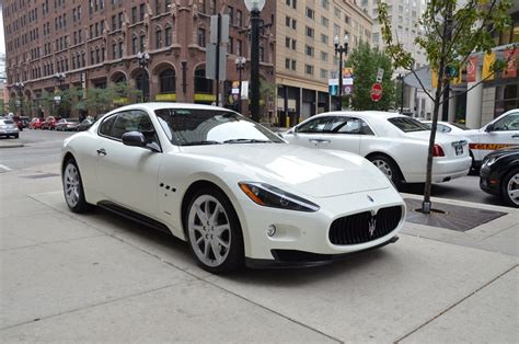 2012 Maserati Granturismo by 2012 Maserati Granturismo S Mc Sportline Stock M009 For