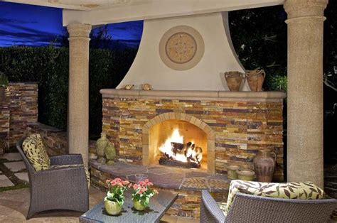 enhance your outdoor living with unique and inviting fire