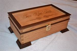 Woodworking Plans For A Keepsake Box