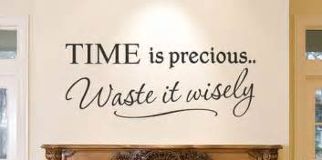 wasting time quotes and sayings quotesgram