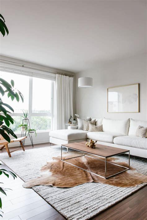 designing  modern  minimalist living room