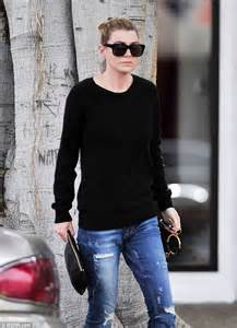 Grey's Anatomy star Ellen Pompeo shops after bidding ...