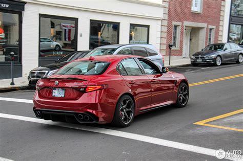 Alfa Romeo In Us by Alfa Romeo Giulia Quadrifoglio Is Gaining Popularity In