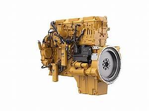 Cat  U00ae C13 Acert U2122 Industrial Diesel Engine