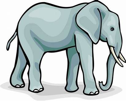 Elephant Clipart African Elephants Bush Clip Animals