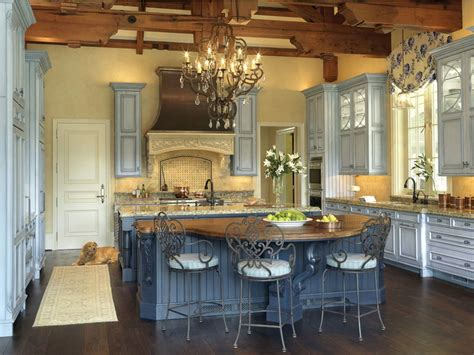 easy steps  build  french country kitchen modern