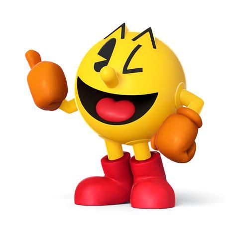 Pac Man Ssbwu3ds Smashpedia Fandom Powered By Wikia
