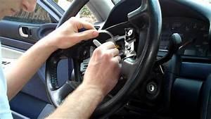 Audi Light Switch Removal