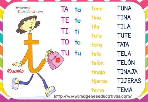 Fichas de lectura LETRILANDIA (3) – Imagenes Educativas
