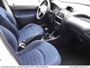 Peugeot 206 5 Portes : peugeot 206 1 4l hdi 5 portes 2003 occasion auto peugeot 206 ~ Medecine-chirurgie-esthetiques.com Avis de Voitures