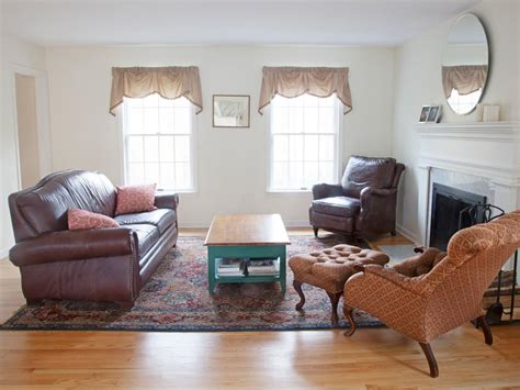 Living Room Makeover On A Budget Hgtv
