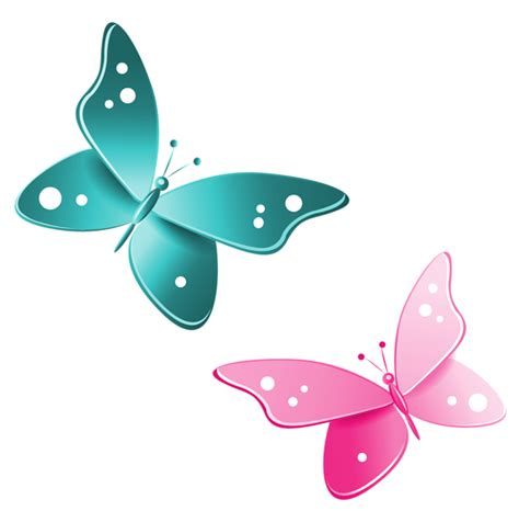 blue pink butterflies png image gallery yopriceville high