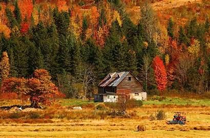 Fall Mountain Autumn Wallpapers Desktop Landscape Widescreen