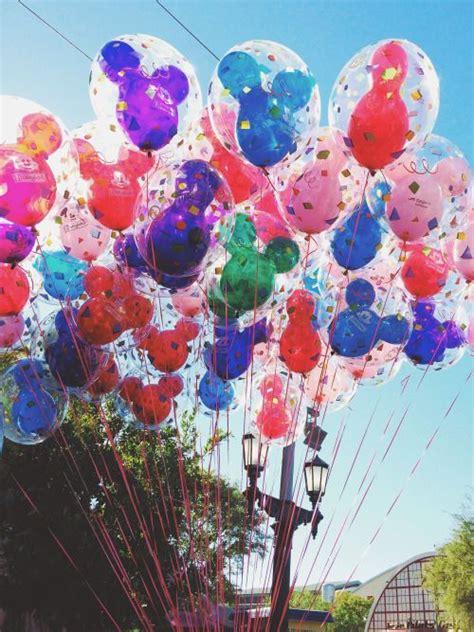 disney balloons ideas  pinterest disney world