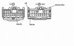 1995 Lexus Sc300 Radio And Amp Wiring Diagram