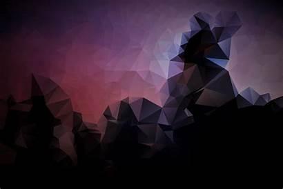 Abstract 3d Wallpapers 4k Backgrounds Desktop Dark
