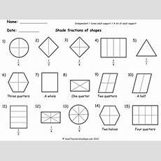 New 741 Fraction Worksheet Tes  Fraction Worksheet