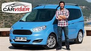 Ford Tourneo Courier Avis : ford tourneo courier test s r review english subtitled youtube ~ Melissatoandfro.com Idées de Décoration