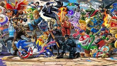 Smash Bros Ultimate Byleth Character Banner Mural