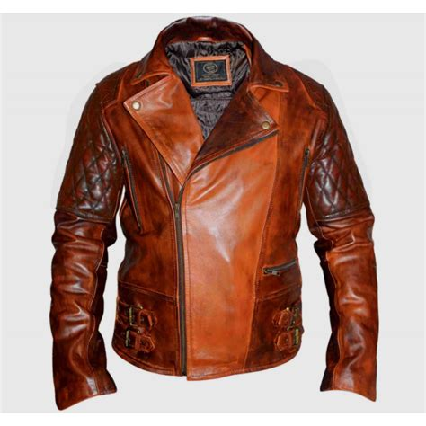 classic leather motorcycle jackets classic motorcycle biker brown distressed vintage