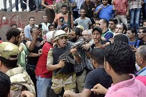 Egyptian Government Slams Foreign Press As Journalists ...
