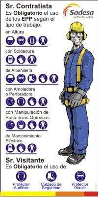 importancia del uso de los equipos de proteccion p