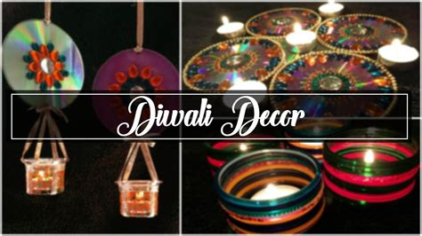 diy diwali decoration ideas at home 2016 shreeja bagwe youtube